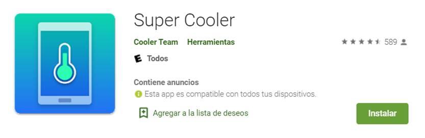 descargar súper cooler