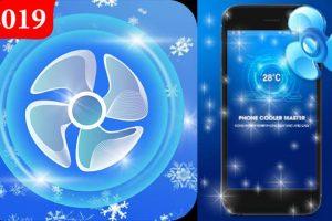 logo de la app phone cooler