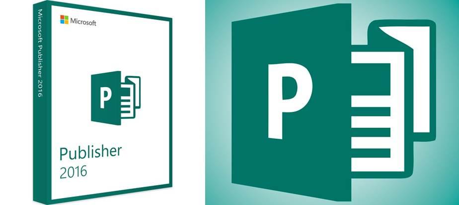 logo del programa publisher