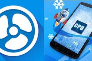 logo y gráfico de cooling master
