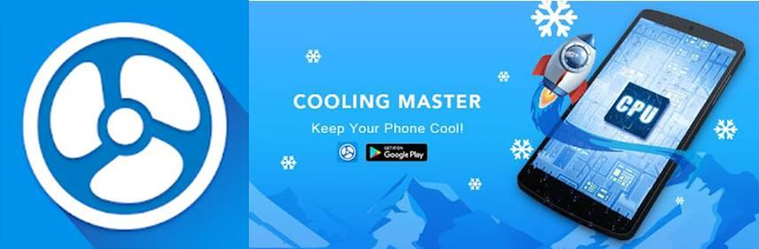 logo y publicidad de cooling master