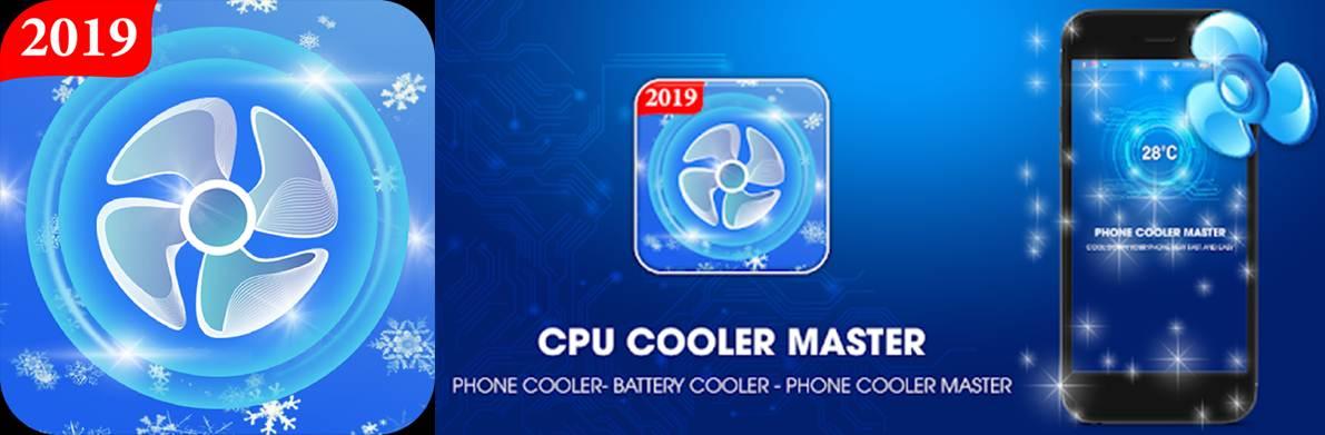 logo y publicidad de phone cooler