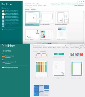 programa para hacer trípticos publisher