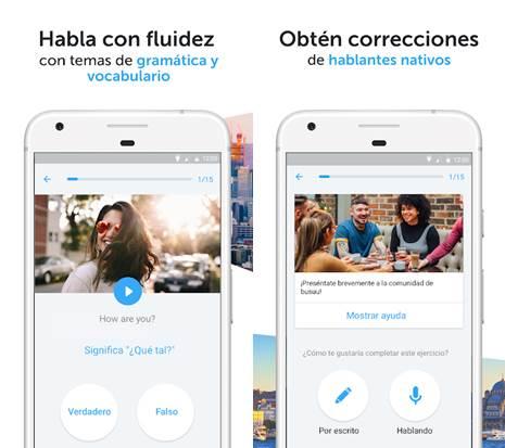 ventajas de aprender con esta app