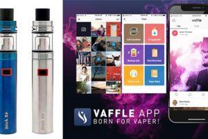 aplicaciones para vapeadores y dejar de fumar