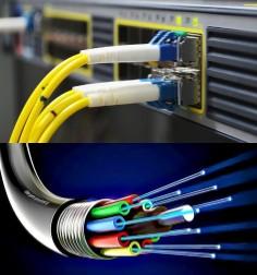 cómo elegir la mejor conexión de fibra óptica