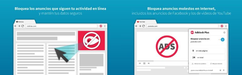 adblock plus para navegadores