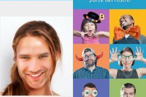 aplicaciones de cambiar caras