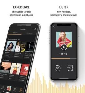 interfaz de aplicaciones carplay audible