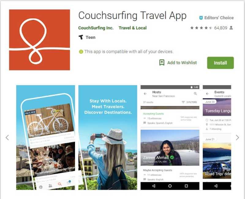 Apps para conocer gente extranjera