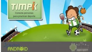 Timpik, app