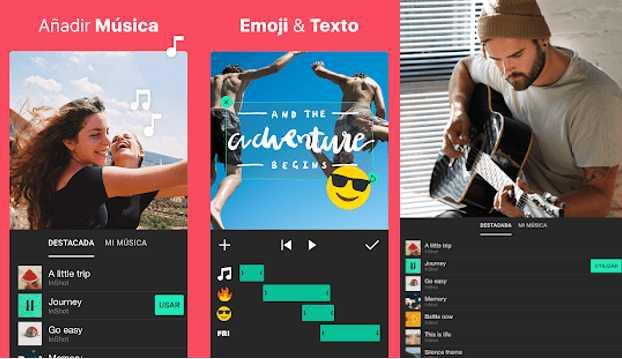 app editor videos con fotos