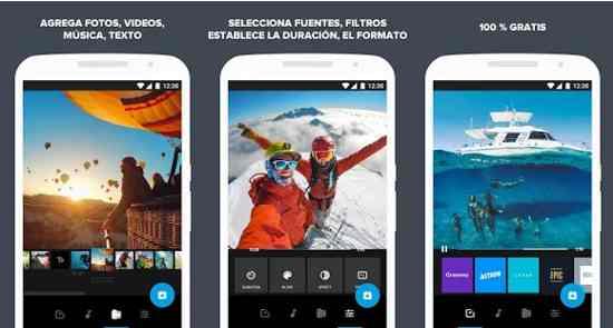 Quik - Editor de video de GoPro para fotos y clips
