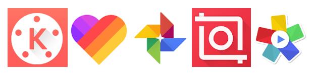 mejores apps videos con fotos