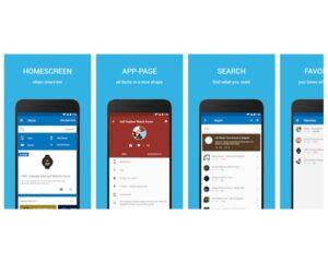 Aplicaciones para Androide Wear