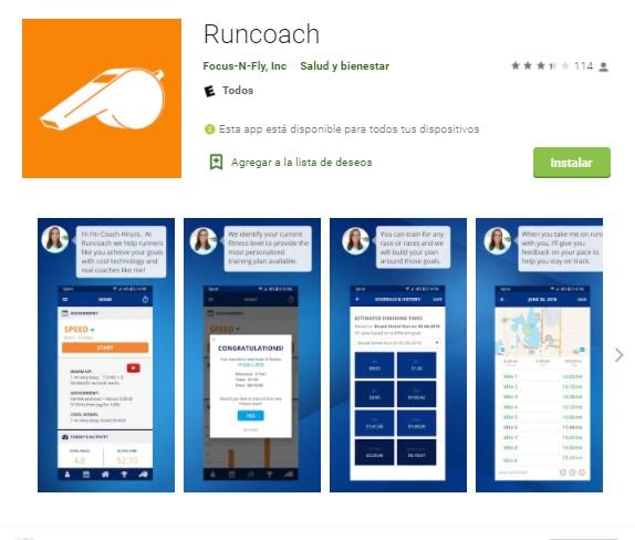 runcoach para correr