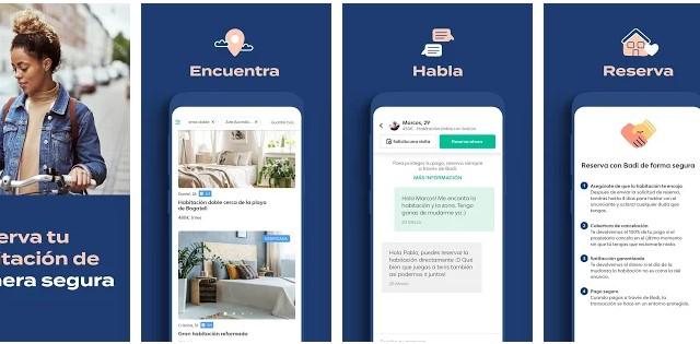 apps para compartir piso