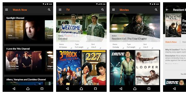 aplicaciones para ver la tele
