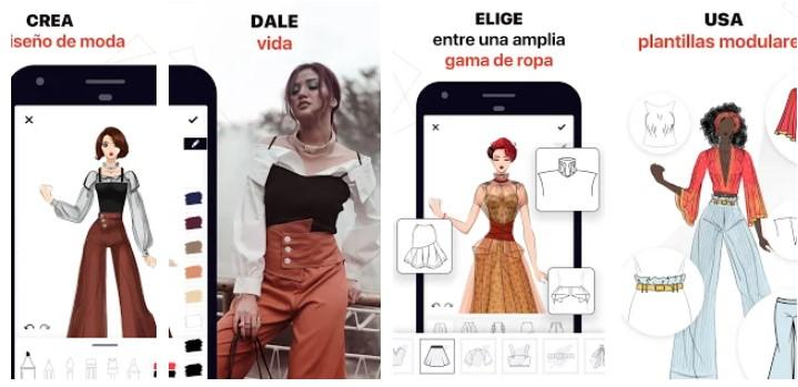 aplicaciones para vestir