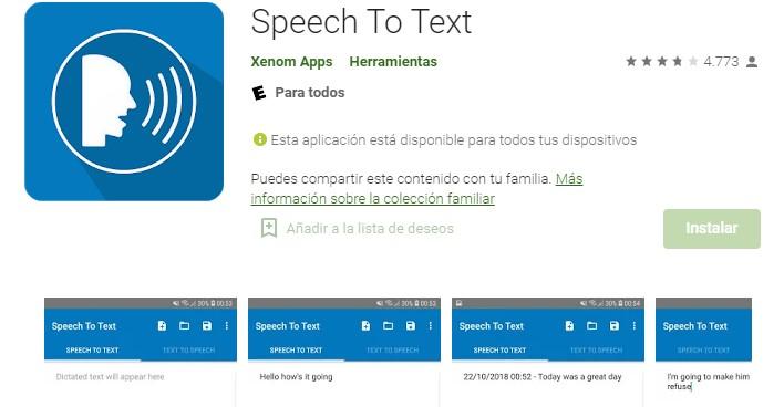 transcribir audio a texto gratis