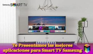 aplicaciones para Smart TV Samsung